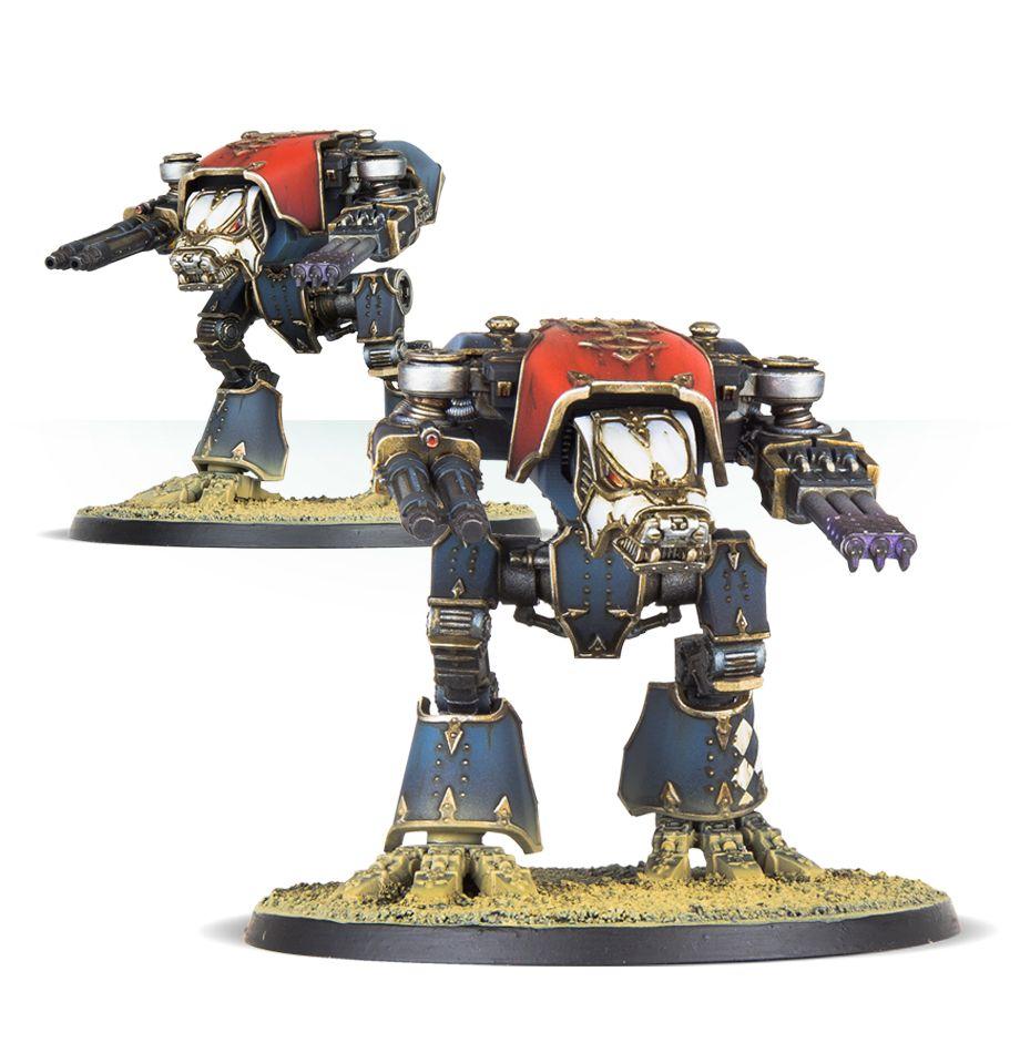 Légion Titanique - Les Tigres de Pan-Tang 99120399006_WarhoundScoutTitans01