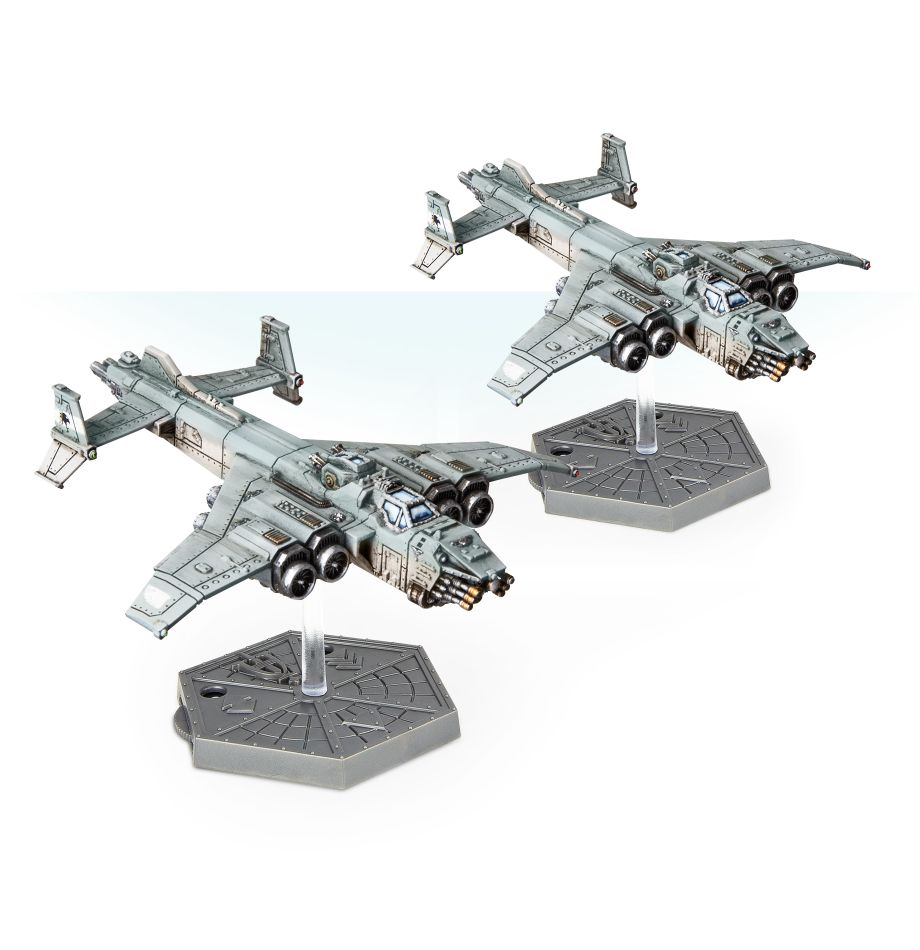 Aeronautica Imperialis pre orders