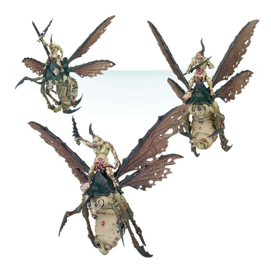 Nurgle armies - you will feel sick by playing them — Total War Forums