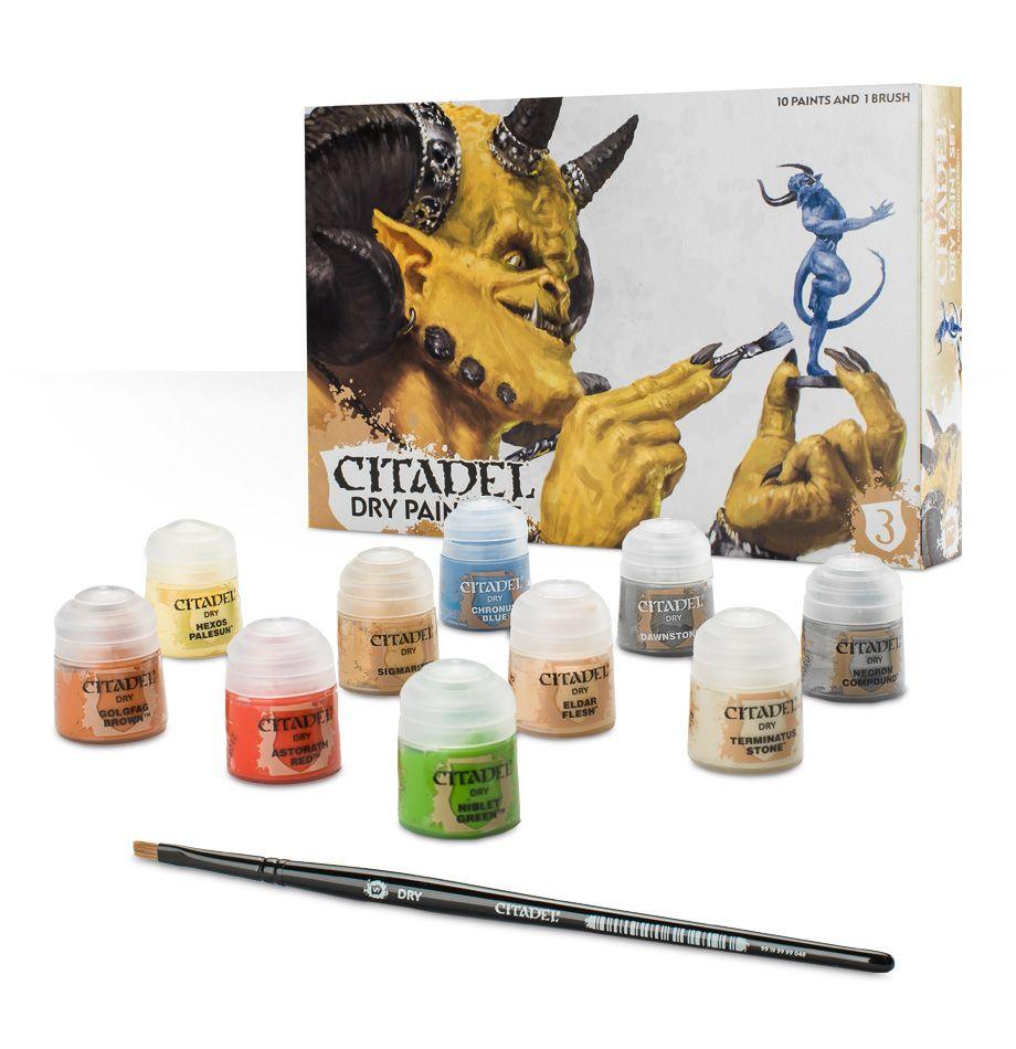 Citadel Base Paint Set Games Workshop Webstore