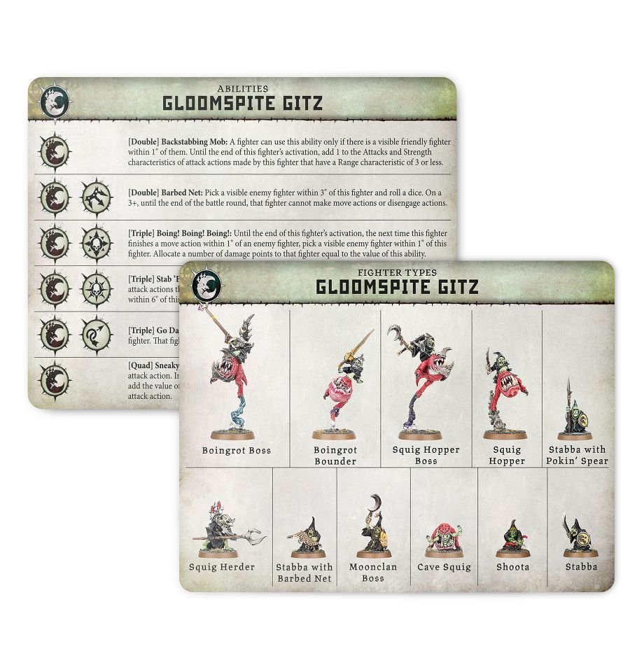 Warcry: Gloomspite Gitz | Games Workshop Webstore