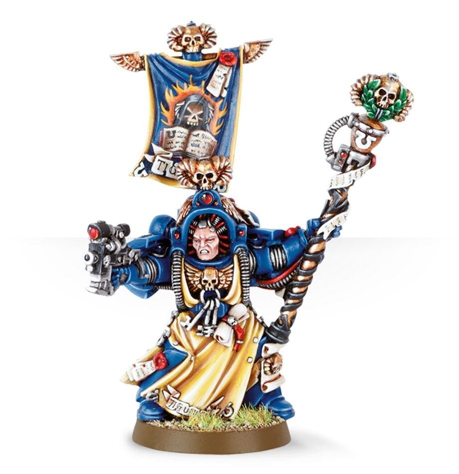 Ultramarines Chief Librarian Tigurius Games Workshop Webstore