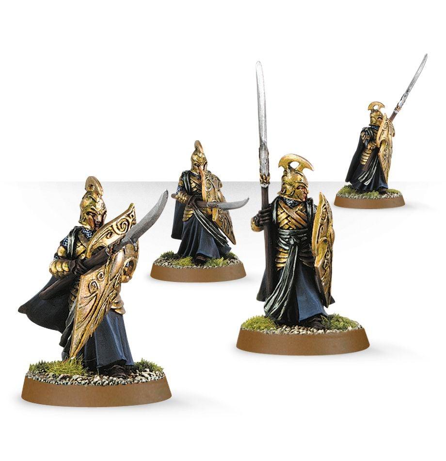 High Elf Warriors | Games Workshop Webstore