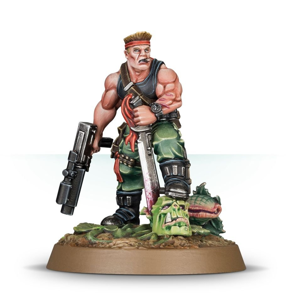 Sly Marbo | Games Workshop Webstore