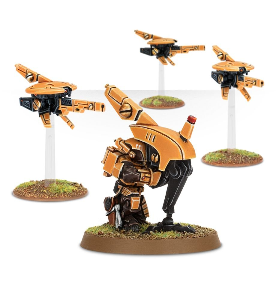 MV71 Sniper Drones & Firesight Marksman | Games Workshop