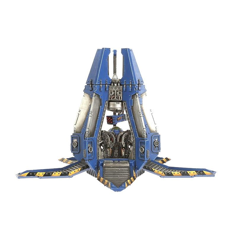Warhammer 40k Space Marine Drop Pod Space Marines