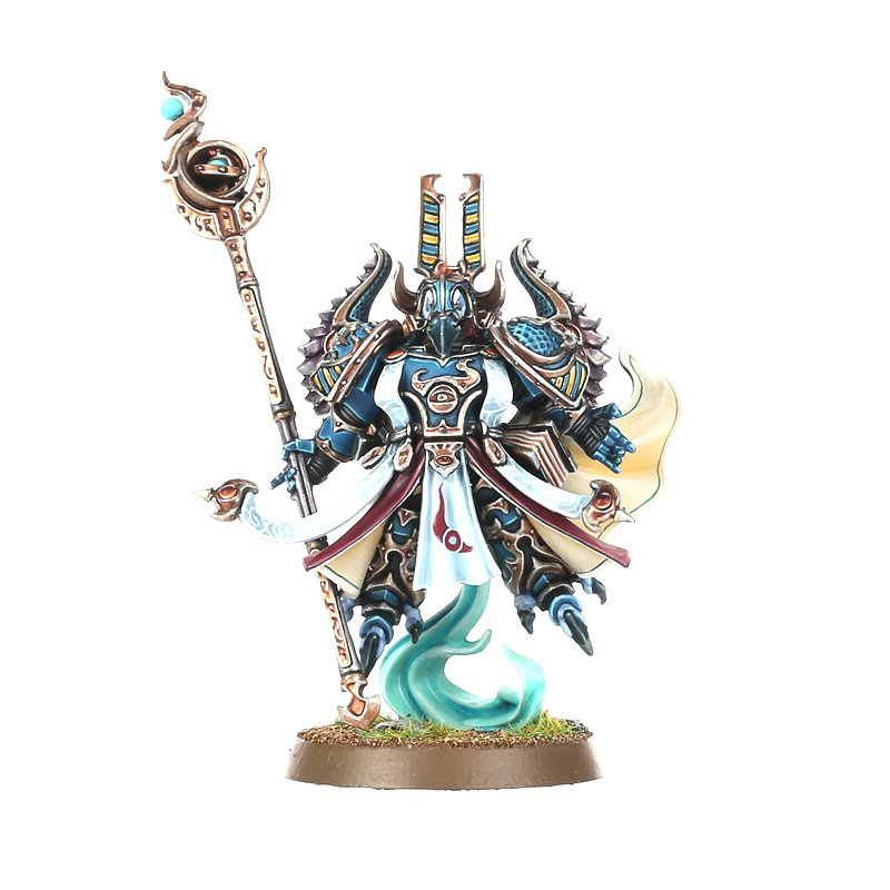 Games Workshop 40K Thousand Sons Exalted Sorcerers Left Arm Multi listing