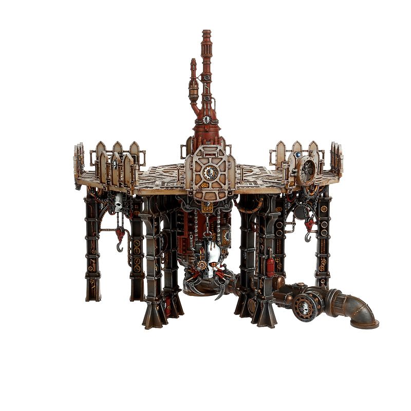 Sector Mechanicus Promethium Forge | Games Workshop Webstore