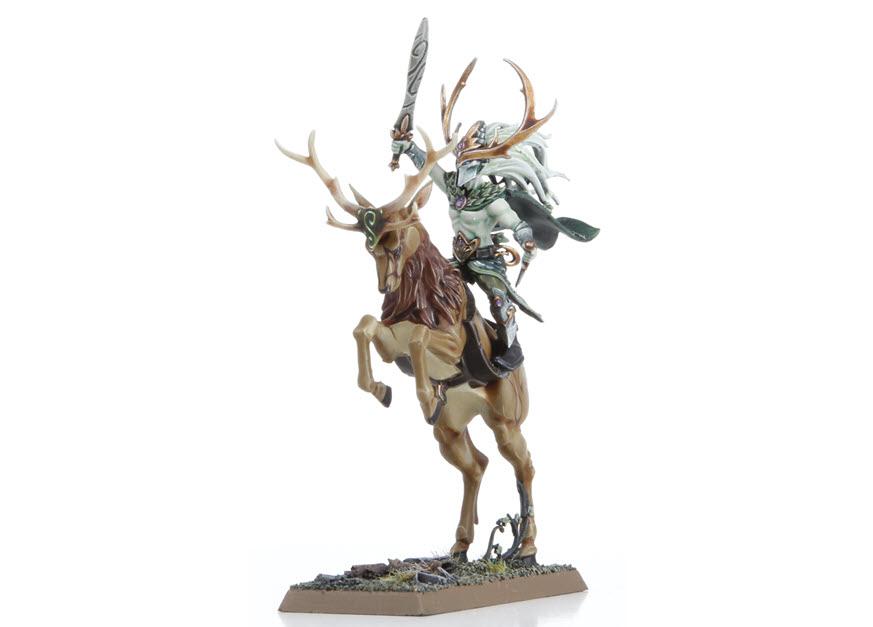 Wood Elf Ranger Quotes