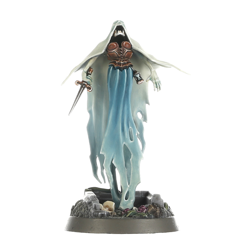Easy to Build Myrmourn Banshees | Games Workshop Webstore Banshee S on black dog, bloody mary, shadow people, white lady, la llorona, headless horseman,