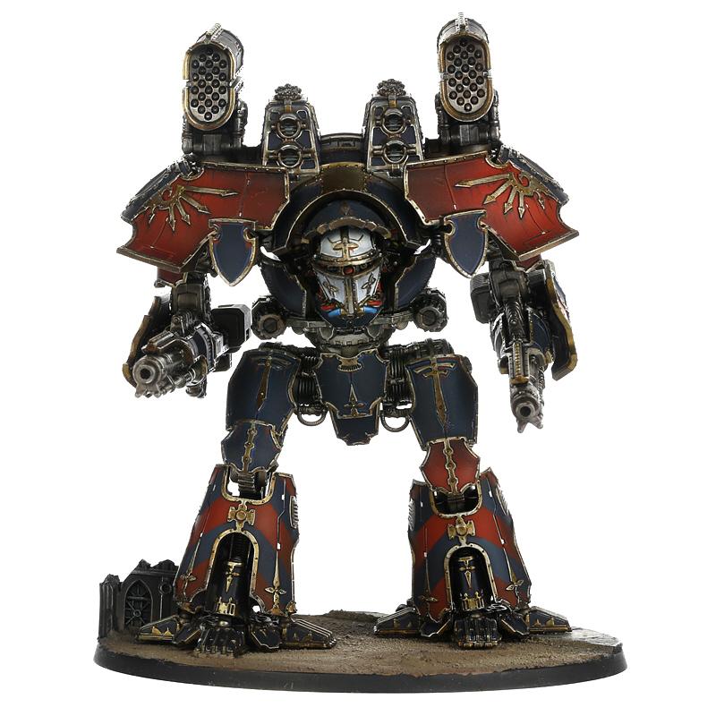 Adeptus Titanicus Warlord Battle Titan | Games Workshop Webstore
