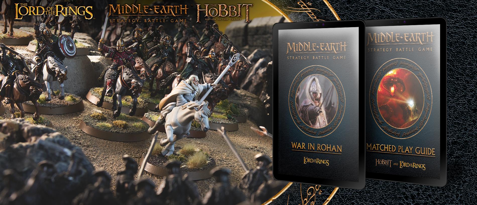 Englisch Hobbit Good Profile Card Pack Games Workshop SBG Herr der Ringe