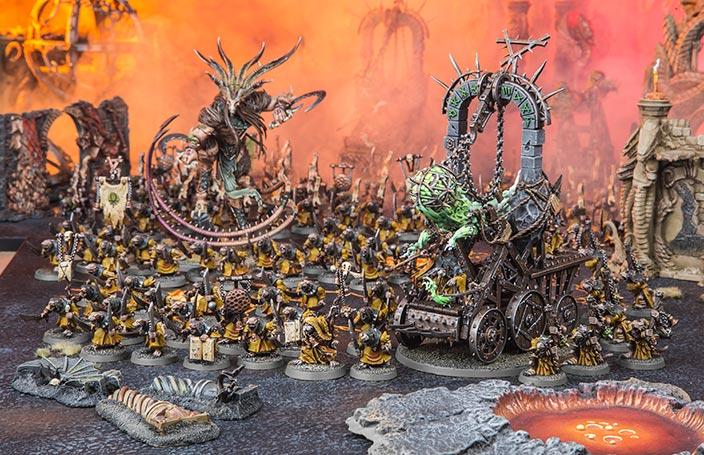 Картинки по запросу warhammer age of sigmar army