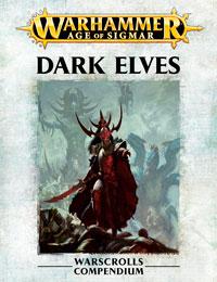 Dark Elves Warscrolls Compendium