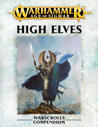 High Elves Warscrolls Compendium