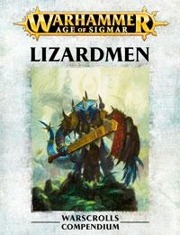 Lizardmen Warscrolls Compendium
