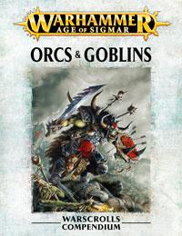Orcs & Goblins Warscrolls Compendium