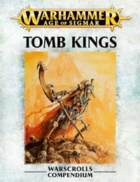 Tomb Kings Warscrolls Compendium