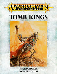 Tomb Kings Warscrolls Kompendium