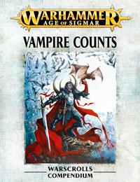 Vampire Counts Warscrolls Compendium