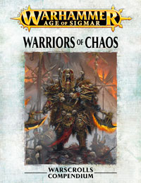 Warriors of Chaos Warscrolls Compendium