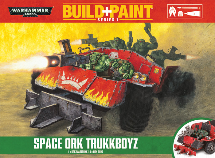 Space Ork Trukkboyz