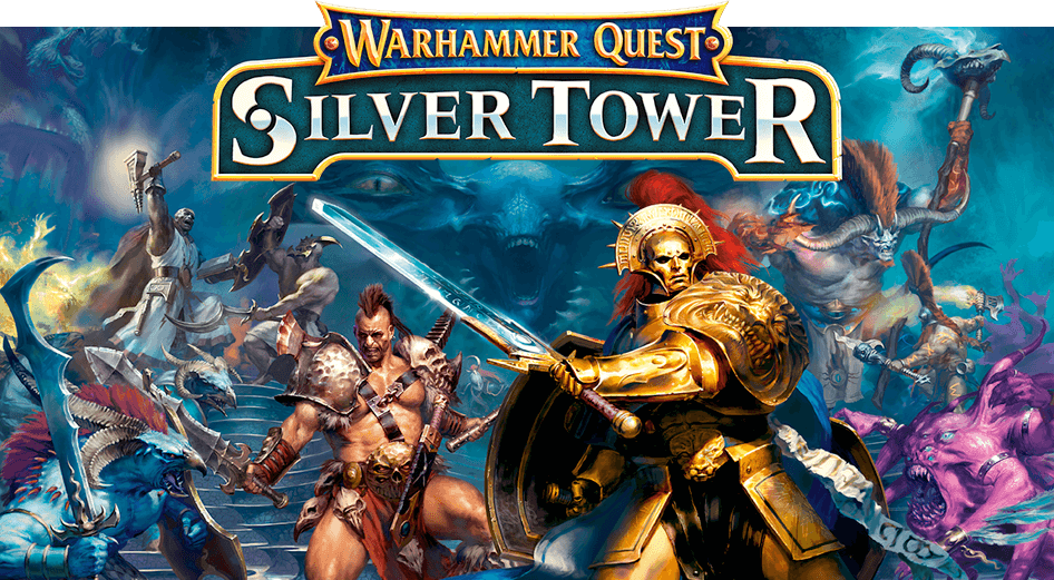 Warhamer Quest: Silver Tower
