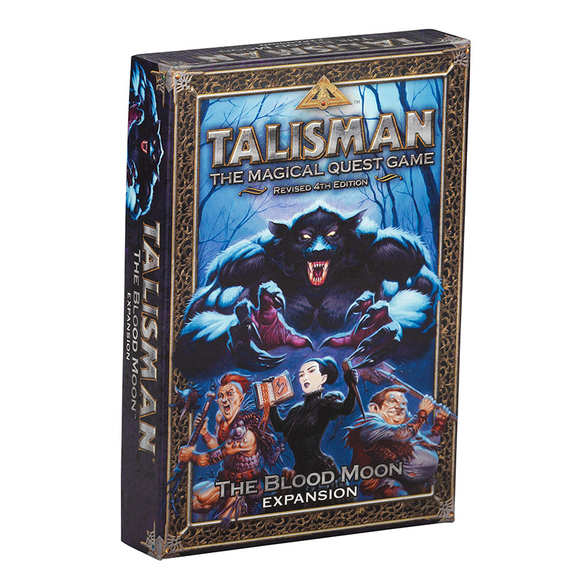 Talisman: The Dragon box front