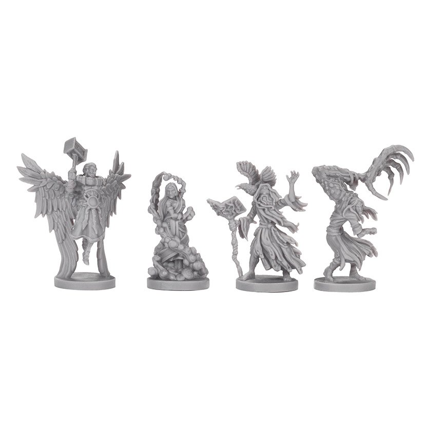 Talisman: The Dragon miniatures