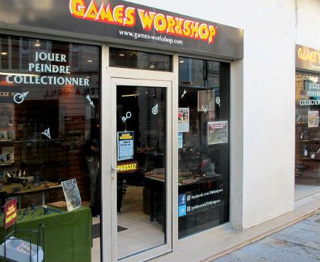 games workshop avignon boutique en ligne games workshop. Black Bedroom Furniture Sets. Home Design Ideas