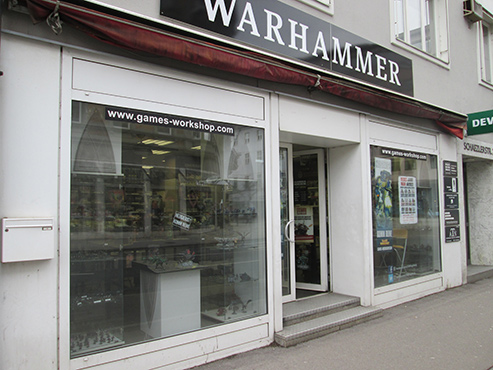 Game Shop Augsburg