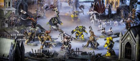 Warhammer скачать торрент на русском