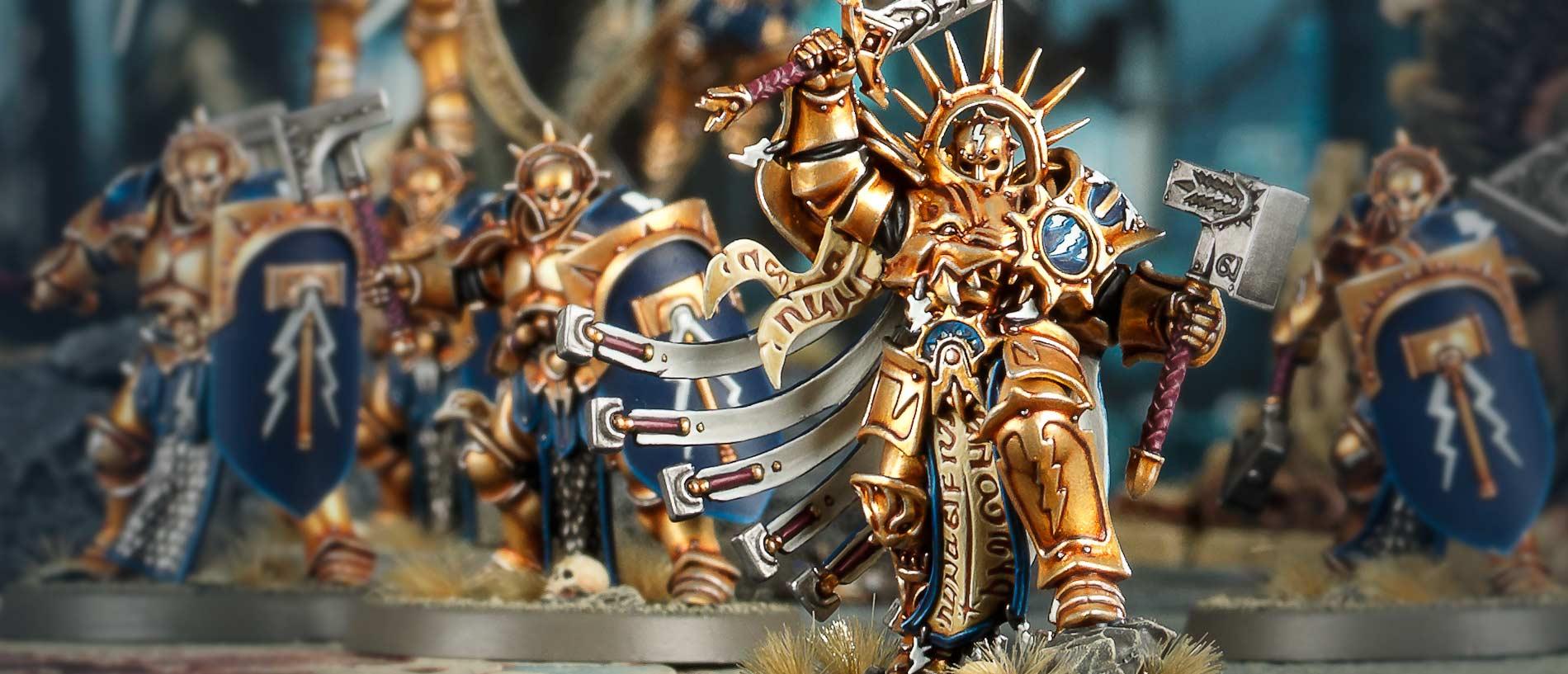 Games Workshop Celestial Warbringers Upgrades