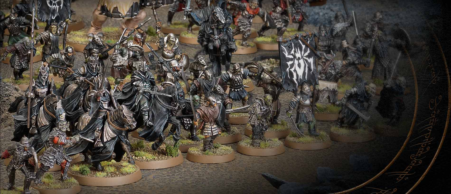 Middle Earth Games Workshop Webstore