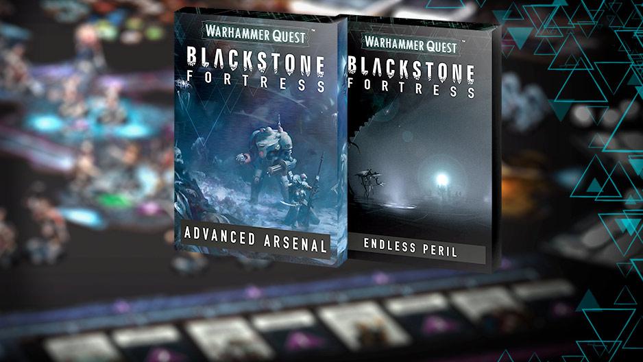4d6ca2e5 Blackstone Fortress Card Packs