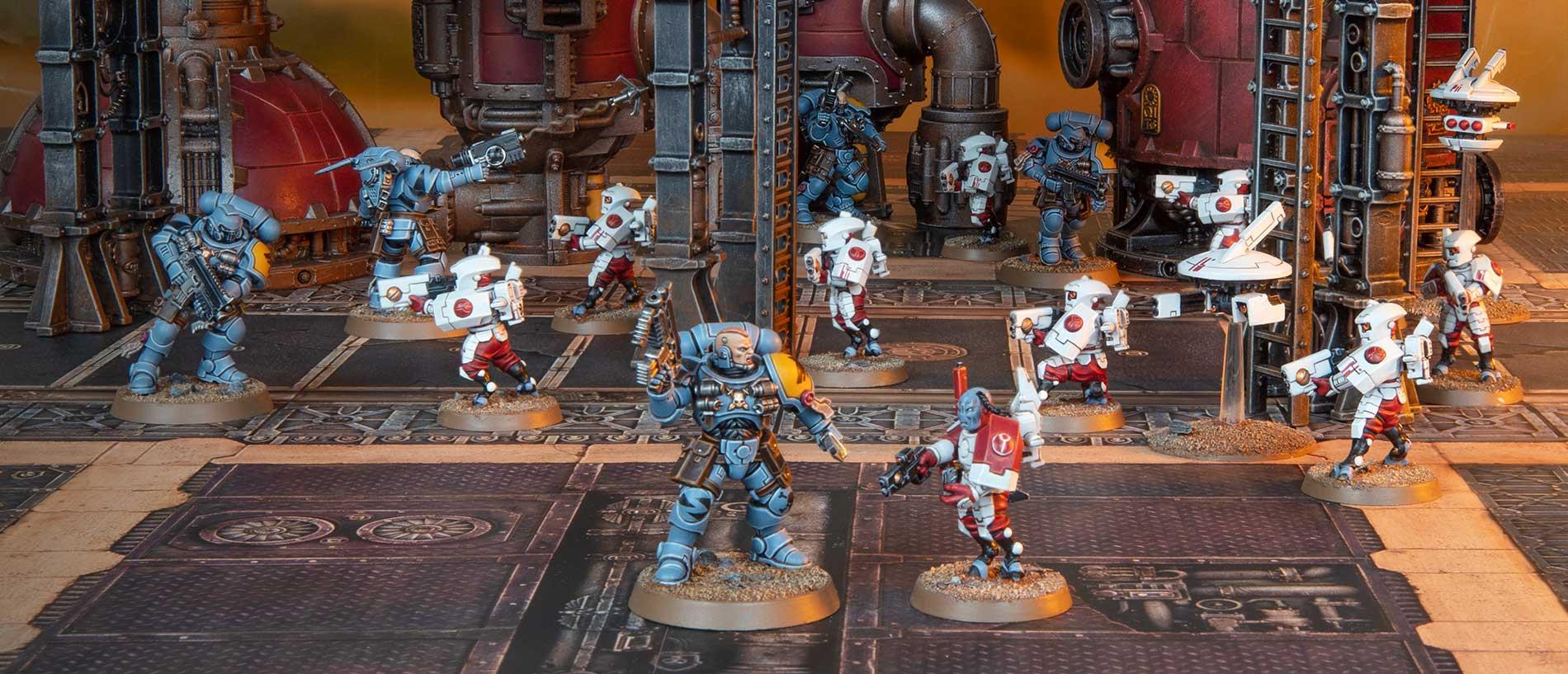 Warhammer 40,000 | Games Workshop Webstore