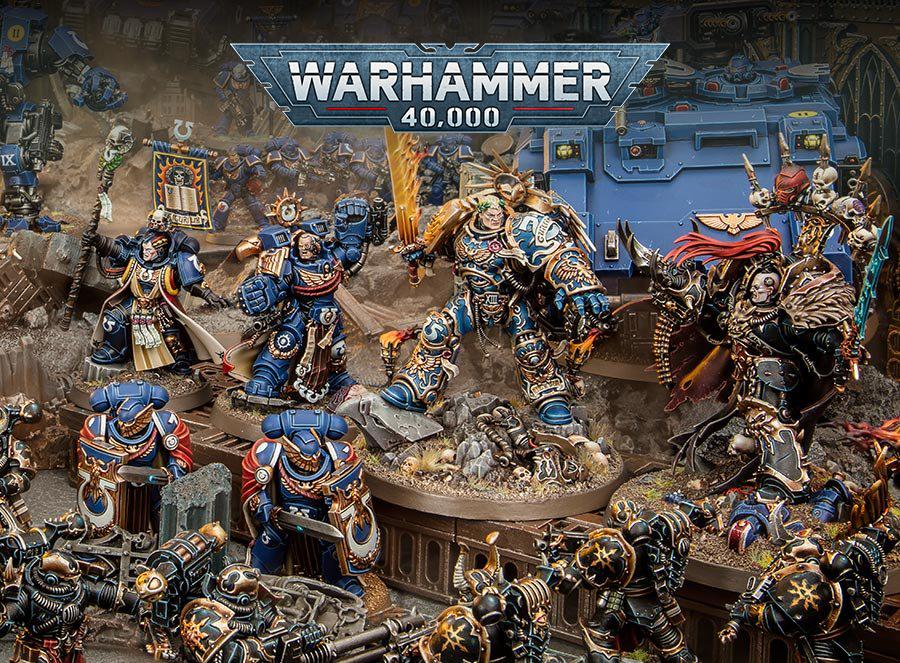 Warhammer 40.000 | Games Workshop Webstore